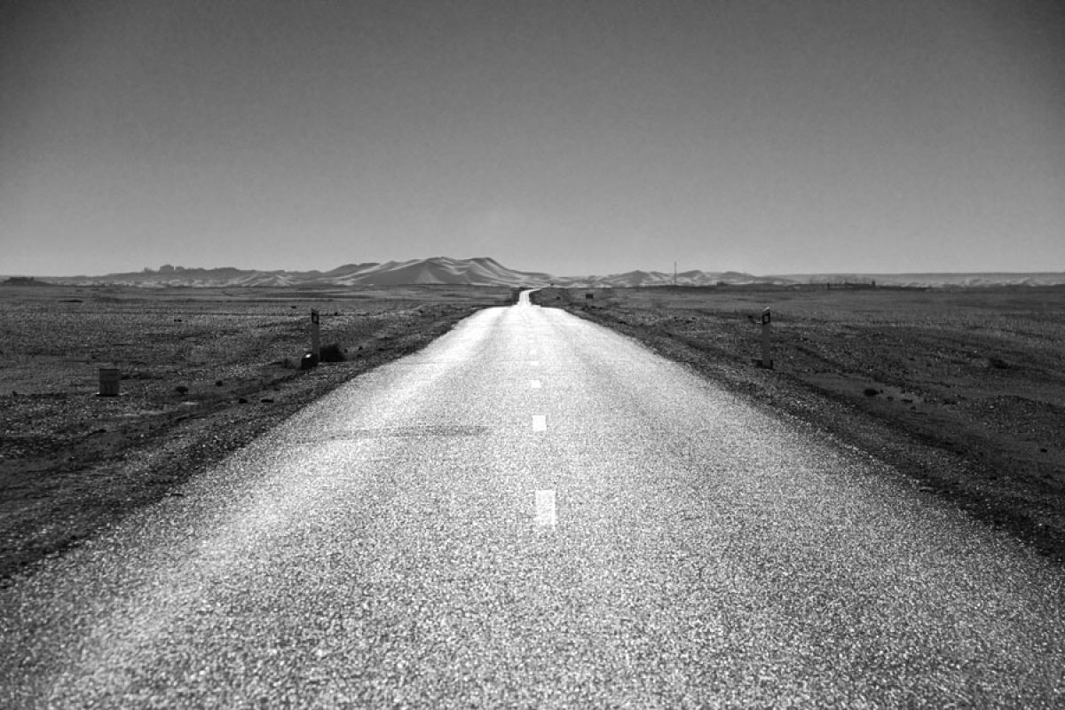 Road to nowhere I